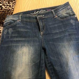 INC Size 10 Jeans